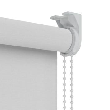 GAMMA rolgordijn uni schulp S24 lichtdoorlatend 833 wit 60x180 cm