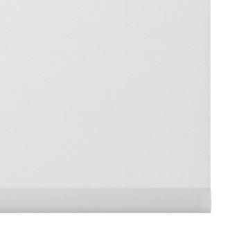GAMMA rolgordijn uni lichtdoorlatend 1233 transparant/wit 60x190 cm