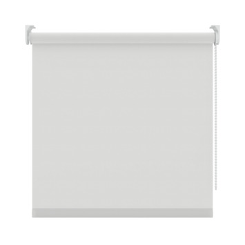 GAMMA rolgordijn uni lichtdoorlatend 1233 transparant/wit 90x190 cm