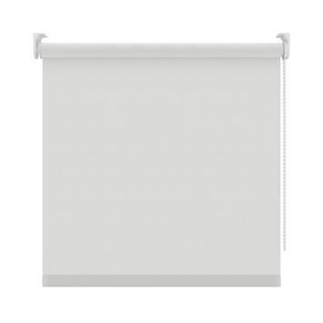 GAMMA rolgordijn uni lichtdoorlatend 1233 transparant/wit 180x190 cm
