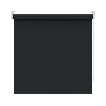 GAMMA rolgordijn uni verduisterend 5710 zwart 90x250 cm