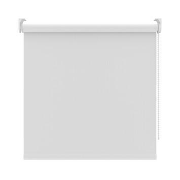 GAMMA rolgordijn uni verduisterend 5715 sneeuwwit 150x250 cm