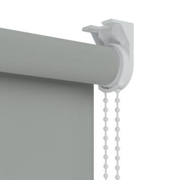 GAMMA rolgordijn uni verduisterend 5749 muisgrijs 60x190 cm