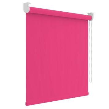 GAMMA rolgordijn uni verduisterend 5773 roze 60x190 cm