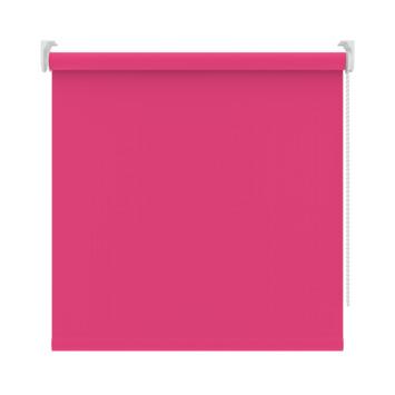 GAMMA rolgordijn uni verduisterend 5773 roze 180x250 cm