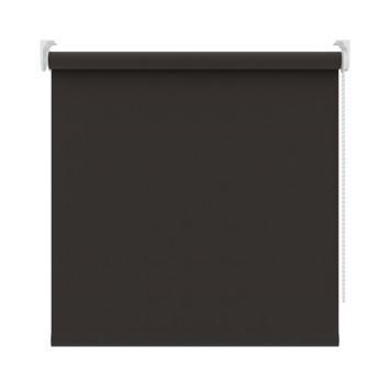 GAMMA rolgordijn uni verduisterend 5787 bruin 120x250 cm