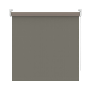 GAMMA rolgordijn uni verduisterend 5788 warmgrijs 90x250 cm