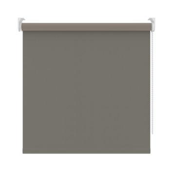 GAMMA rolgordijn uni verduisterend 5788 warmgrijs 150x250 cm