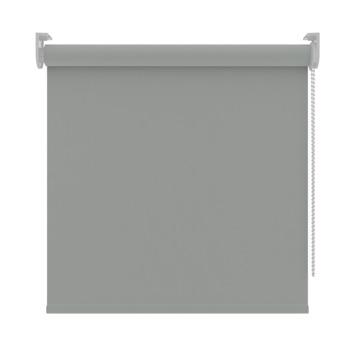 GAMMA rolgordijn uni verduisterend 5749 muisgrijs 270x190 cm