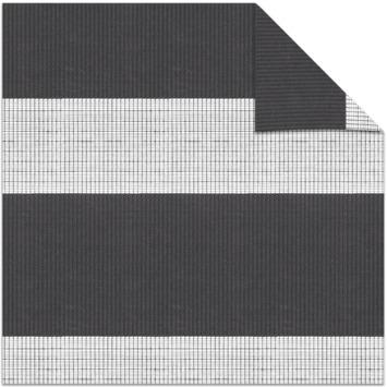 GAMMA roljaloezie lichtdoorlatend 4309 antraciet 60x160 cm