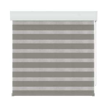 GAMMA roljaloezie lichtdoorlatend 4313 grijs 60x210 cm