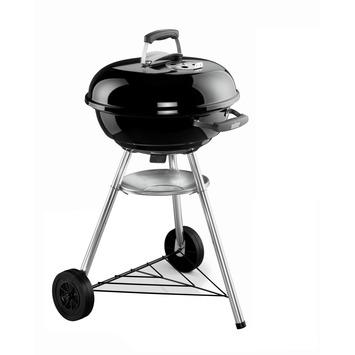 Weber Compact Kettle houtskoolbarbecue metaal zwart ø 47 cm