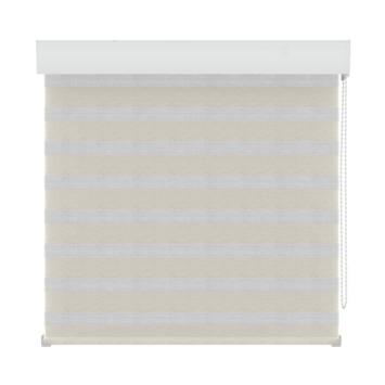 GAMMA roljaloezie lichtdoorlatend 4328 linnen wit 60x250 cm