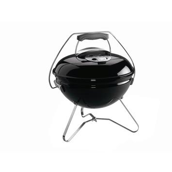 Weber Smokey Joe Premium houtskoolbarbecue Metaal Zwart 43x41cm