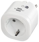 Brennenstuhl WiFi Adapterstekker Binnen Wit