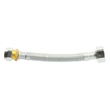 "Flexibele slang (binnendraad x knel) 1/2"" x 12 mm 15 cm"