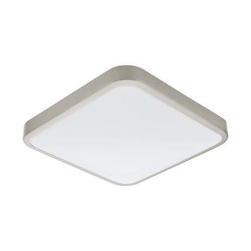 EGLO plafondlamp Manilva nikkel