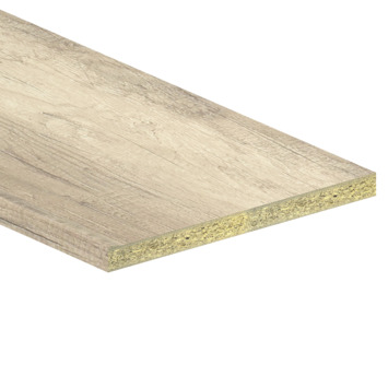 Innova keukenwerkblad ASW28 389 grof hout 2050x600x28 mm