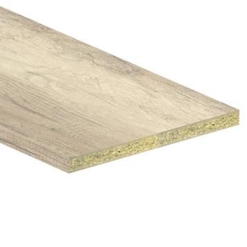 Innova keukenwerkblad ASW28 389 grof hout 2650x600x28 mm