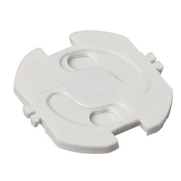 HANDSON Stopcontactbeveiliger wit 3 stuks
