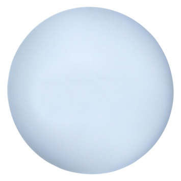 Plafondlamp LED 25 cm 8W warm wit