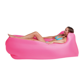 Lounger to go 2.0 roze