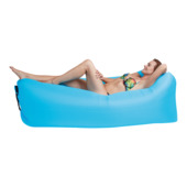 Lounger to go 2.0 blauw