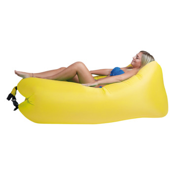 Lounger to go 2.0 geel