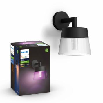 Philips Hue outdoor buitenlamp Attract zwart