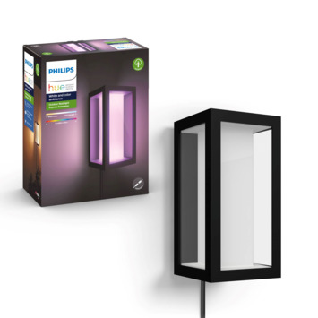 Philips Hue outdoor buitenlamp Impress zwart