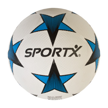 SportX voetbal rubber