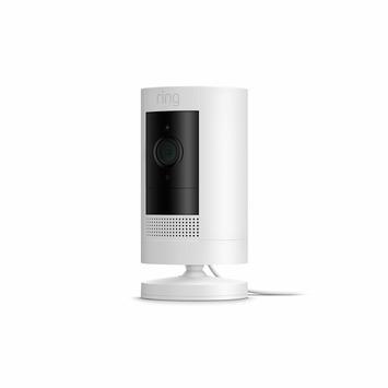 Ring Stick Up Camera plug in beveiligingscamera