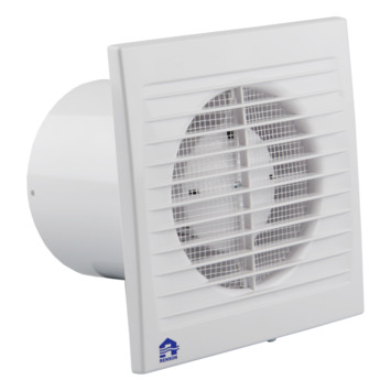 Renson mechanische ventilator standaard 9102E Ø125 mm wit