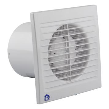 Renson mechanische ventilator met timer & vochtigheidssensor 9401HE Ø100 mm wit