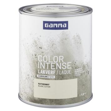 GAMMA color intense binnenlak zijdeglans 750 ml katoenwit