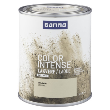 GAMMA color intense binnenlak mat 750 ml dolomiet
