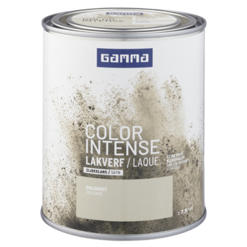 GAMMA color intense binnenlak zijdeglans 750 ml dolomiet