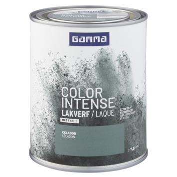 GAMMA color intense binnenlak mat 750 ml celadon