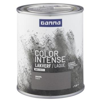 GAMMA color intense binnenlak mat 750 ml amaril