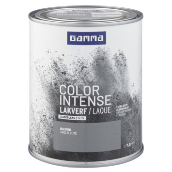 GAMMA color intense binnenlak zijdeglans 750 ml bazuin