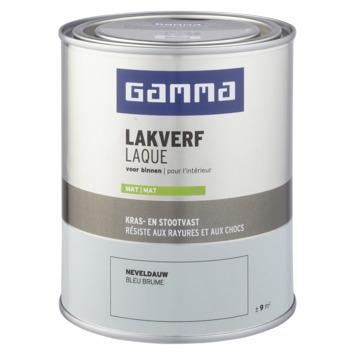 GAMMA binnenlak mat 750 ml neveldauw