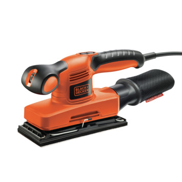Black + Decker vlakschuurmachine KA320EKA