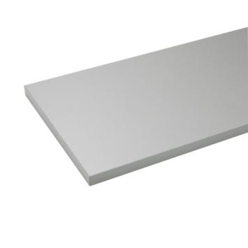 Meubelpaneel aluminium 120x40 cm 18 mm