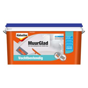 Alabastine MuurGlad vochtbestendig 5 liter