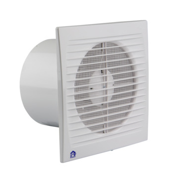 Renson mechanische ventilator standaard 9103E Ø150 mm wit
