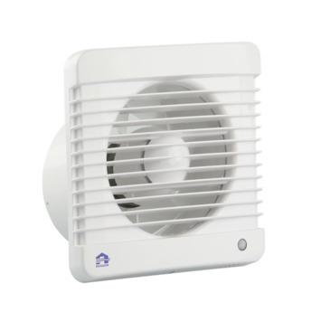 Renson mechanische ventilator standaard 7102E Ø125 mm wit
