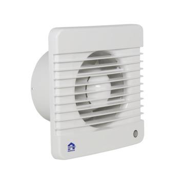 Renson mechanische ventilator standaard 7101E Ø100 mm wit