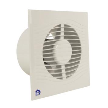 Renson mechanische ventilator met timer 9201LE Ø100 mm wit