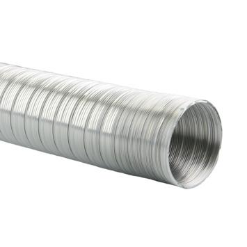 Renson buis semi-rigide aluminium Ø 100 mm 1,5 meter