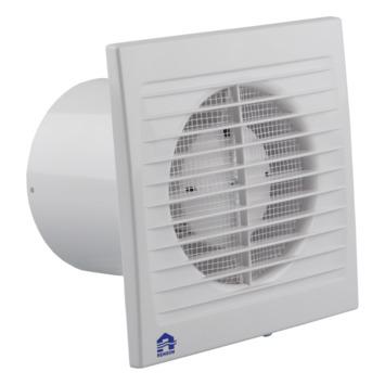 Renson mechanische ventilator met timer 9103TE wit ø150 mm